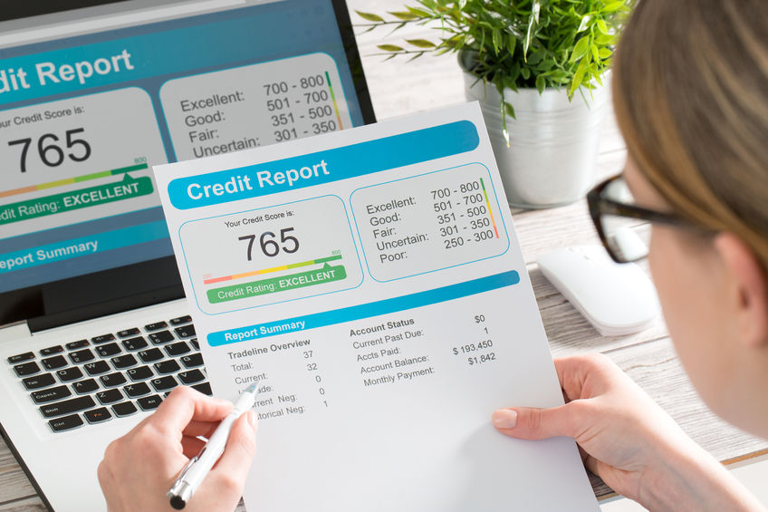 Can I access my spouse's personal credit report during my divorce?
